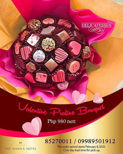 Manila Hotel Valentines Special 2020