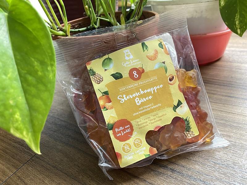 螞蟻窩德國甜心熊軟糖-讓人無法抗拒的QQ小熊造型水果軟糖,莓果、熱帶、特濃40%、經典,4種口味一次滿足~ @秤秤樂遊遊