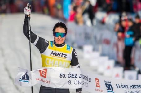 Jizerská 50: Ikona Ski Classics Britta Johansson se vrací po pauze