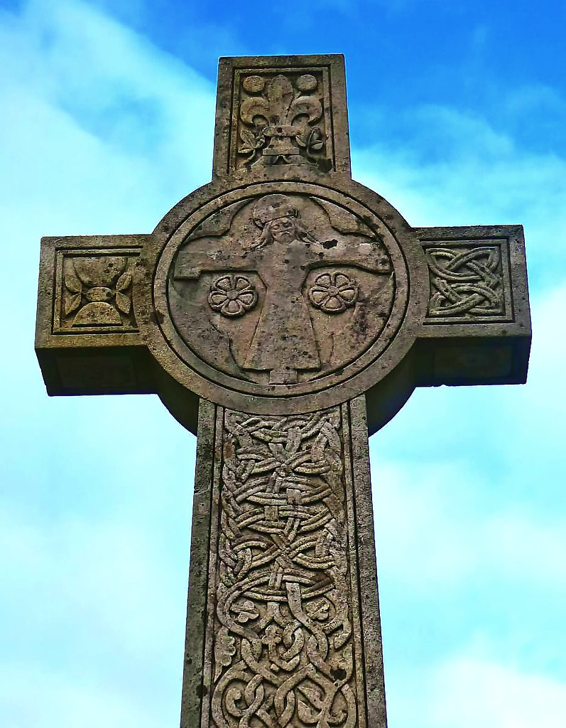 Memorial to Marianne Margaret Egerton, Viscountess Alford (1817-88), Little Gaddesden.