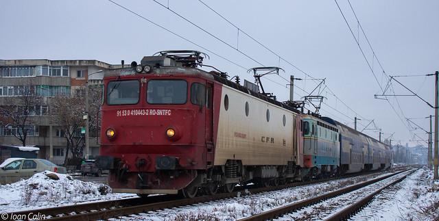 EA443 & EC126 cu R5422 Iasi-Bacau