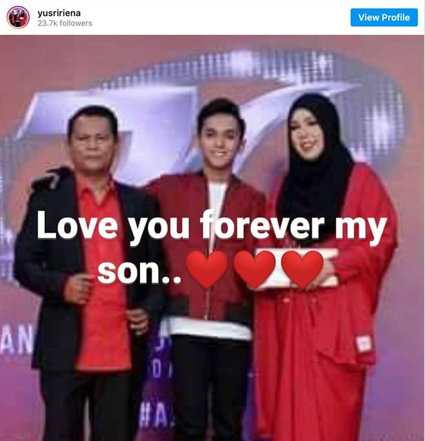 Hubungan Dengan Anak Sudah Baik, Ibu Aiman Tino Mohon Maaf Kepada Netizen