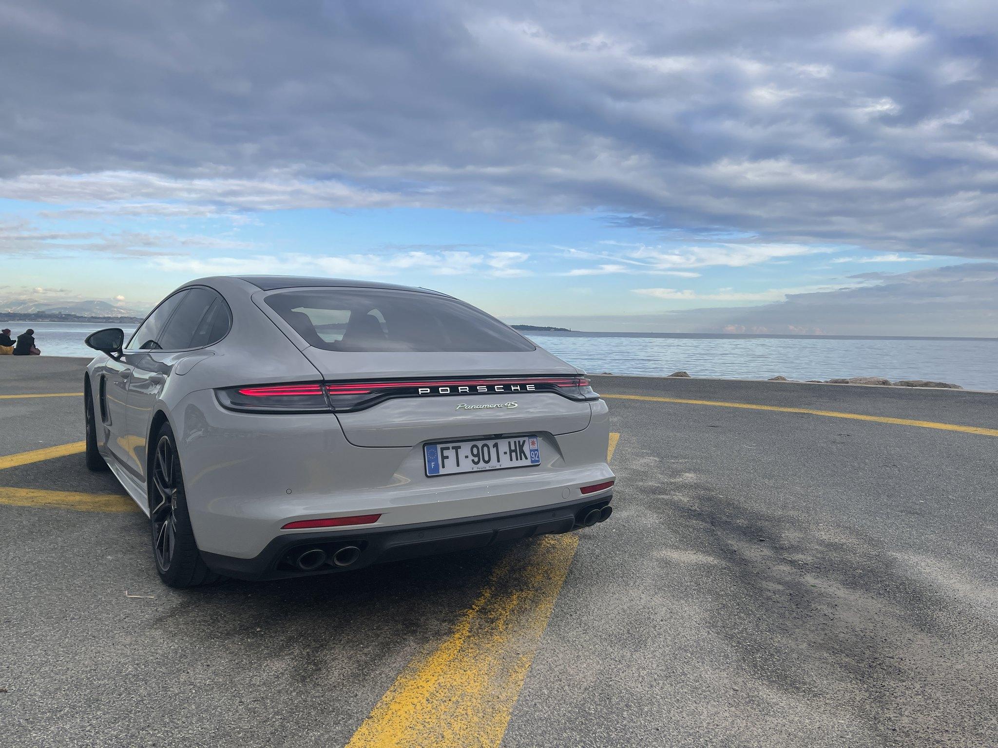 Porsche Panamera EHybrid 4S (8)