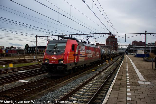 20210130_NL_Amersfoort-Centraal_HSL 186 382 with tanktrain