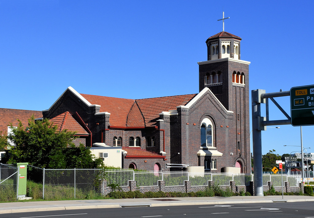 Sydney Cheil Uniting Church, Concord, Sydney, NSW.
