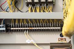 テラルキョクトウ PCWKF5-2.2KW 端子台
