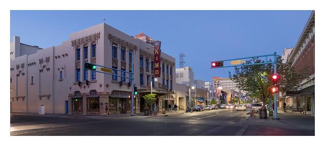 Albuquerque - Central Avenue SW and 5th Street SW