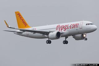 Pegasus Airbus A320-251N cn 10149 F-WWBK // TC-NCR