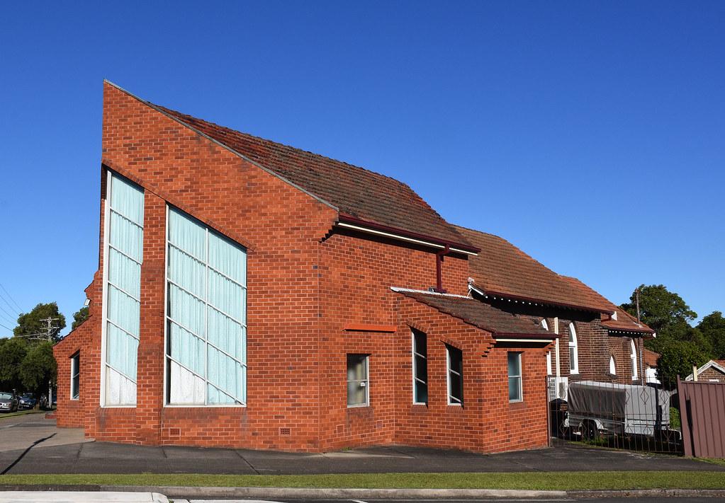 Seven Day Adventist Church, Concord, Sydney, NSW.