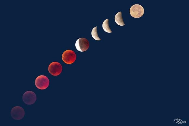 Eclipse de luna!