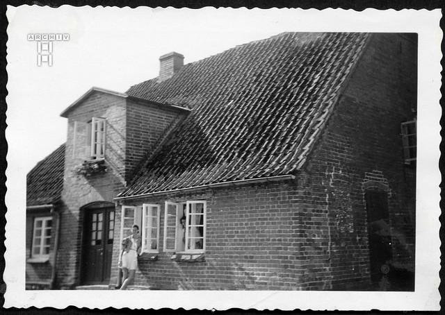 ArchivTappen2AAl2e763 Urlaub, Insel Poel, Fotoalbum, 1930-1948