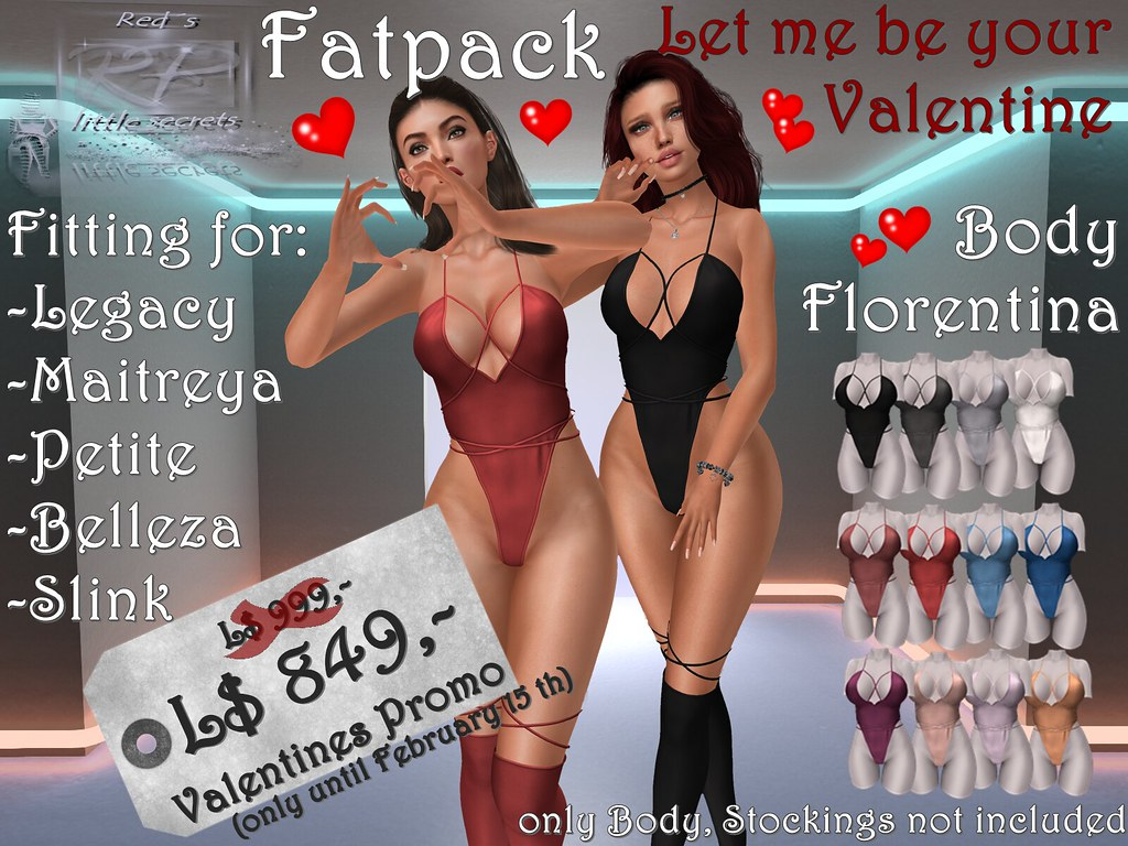 Fatpack Body Valentines Promo