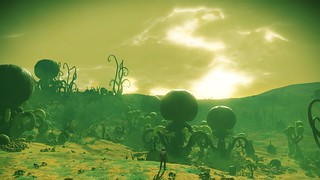 No Man's Sky travel photos