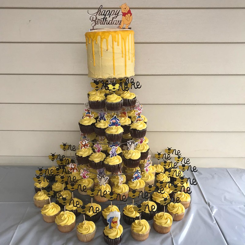 Cake and Cupcakes by Stefanie D's Sweet Delights