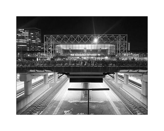 Amsterdam/Sloterdijk railway station