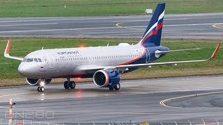 Aeroflot A320-251N msn 10258 F-WWIJ / VP-BPM