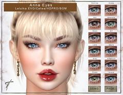 Tville - Anna Eyes