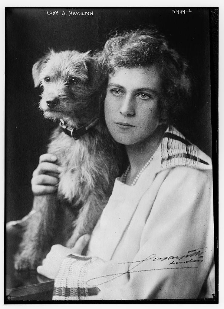 Lady J. Hamilton (LOC)