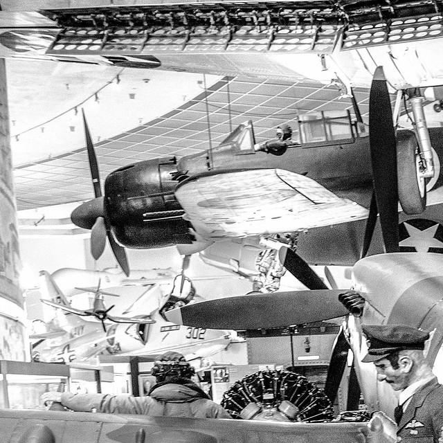 Air&Space Museum 2020-WWII Display
