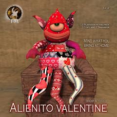 F&M * Alienito Valentine