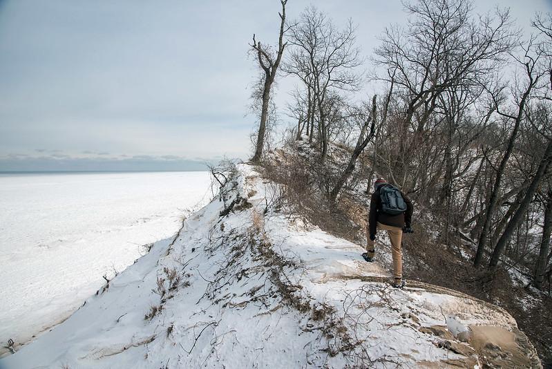 Following the Ridge Trail