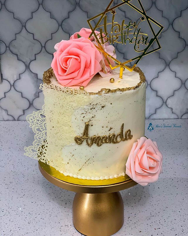 Cake by Bre's Sweet Treats