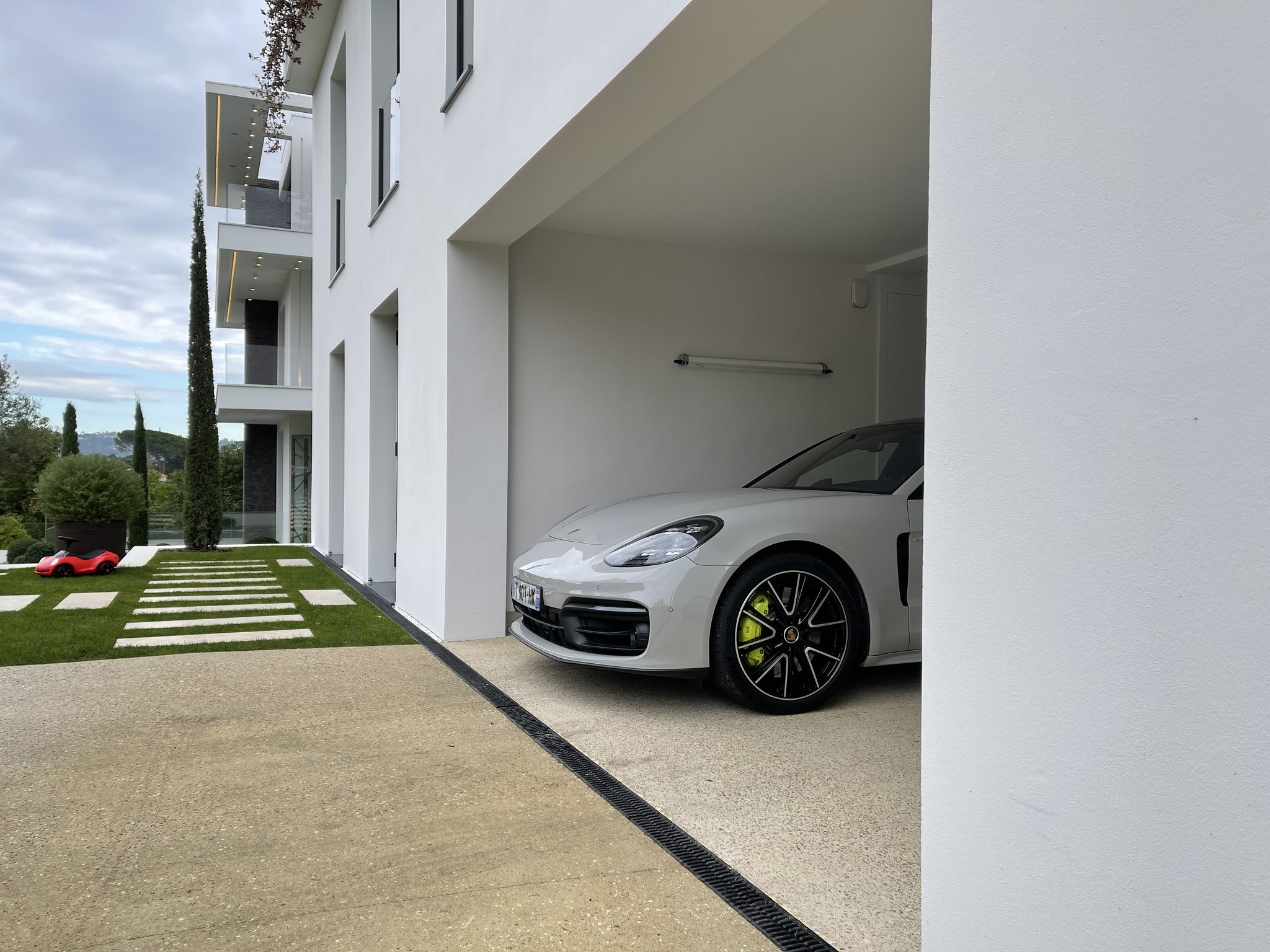 Porsche Panamera EHybrid 4S (5)
