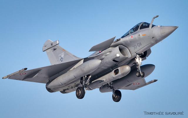 LFSI | Armée de l'Air Dassault Rafale C | 30-GH