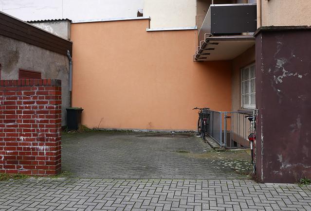 Gießener Hinterhöfe - Neuenweg II