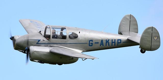 1947 Miles M65 Gemini 1A G-AKHP