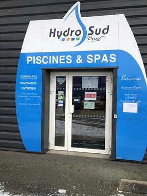 Showroom - Piscines HydroSud Le Mans