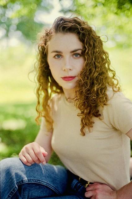 Ana Hippie Portrait 2
