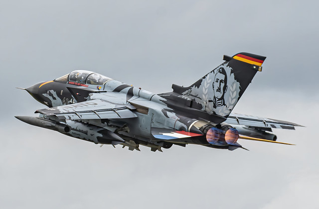 German Air Force TLG 51 'Immelmann' Tornado IDS