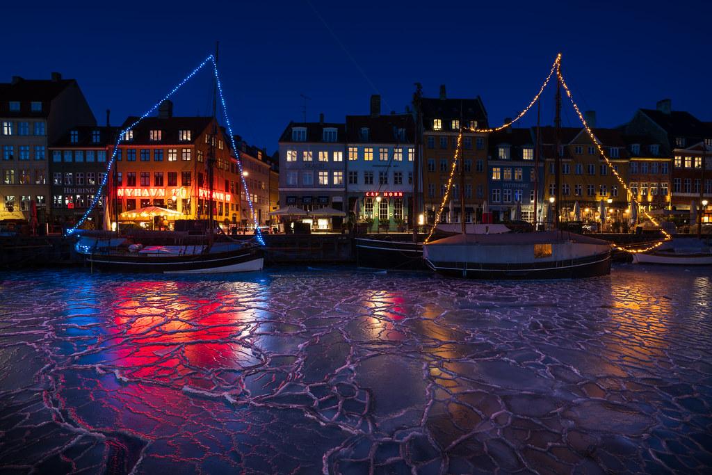 Frozen Copenahgen
