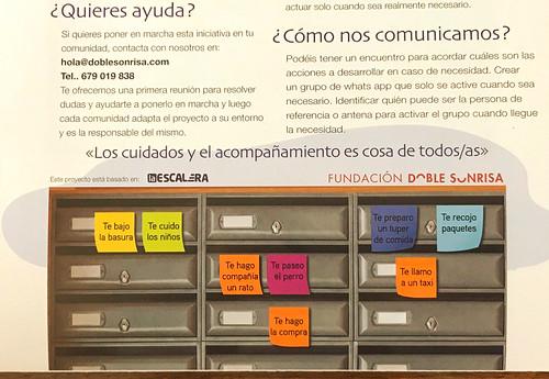 """Activa tu comunidad vecinal en Getxo, proyecto inspirado en """"La escalera"""""""
