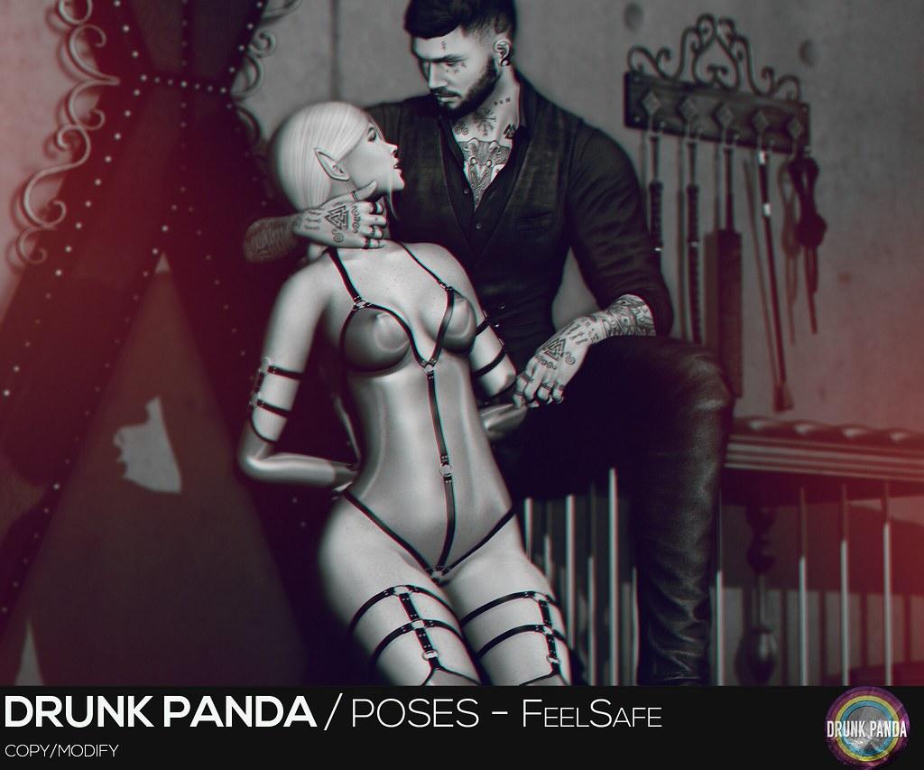 Drunk Panda – FeelSafe