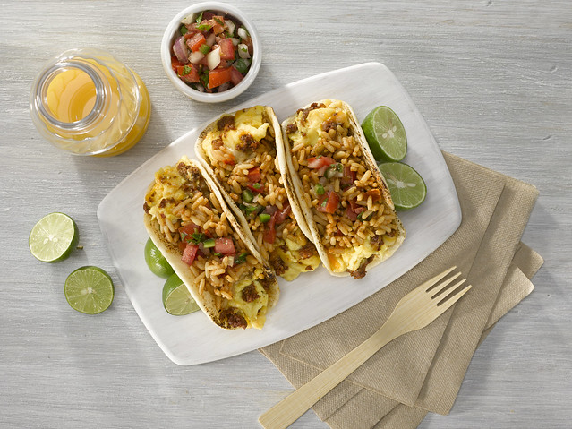 UNCLE BENS Breakfast Tacos