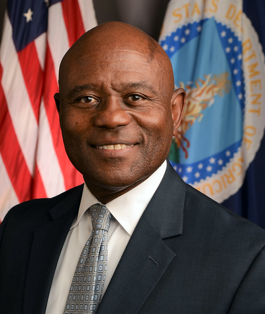 Michael Watts, Director of the Office of Civil Rights at the Forest Service