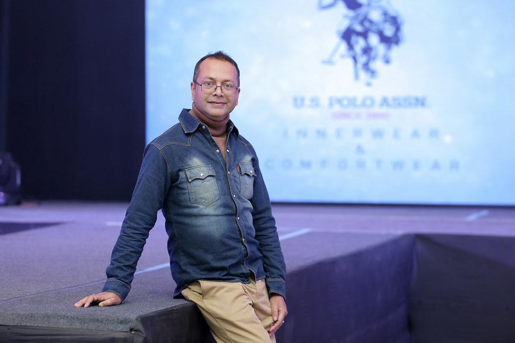 Popular Fashion Choreographer of India -Prasantt Ghosh