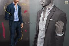 [Deadwool] Sean suit