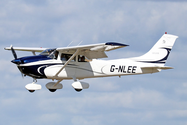 G-NLEE  -  Cessna 182Q Skylane c/n 182-65934  -  EGBK 1/9/19