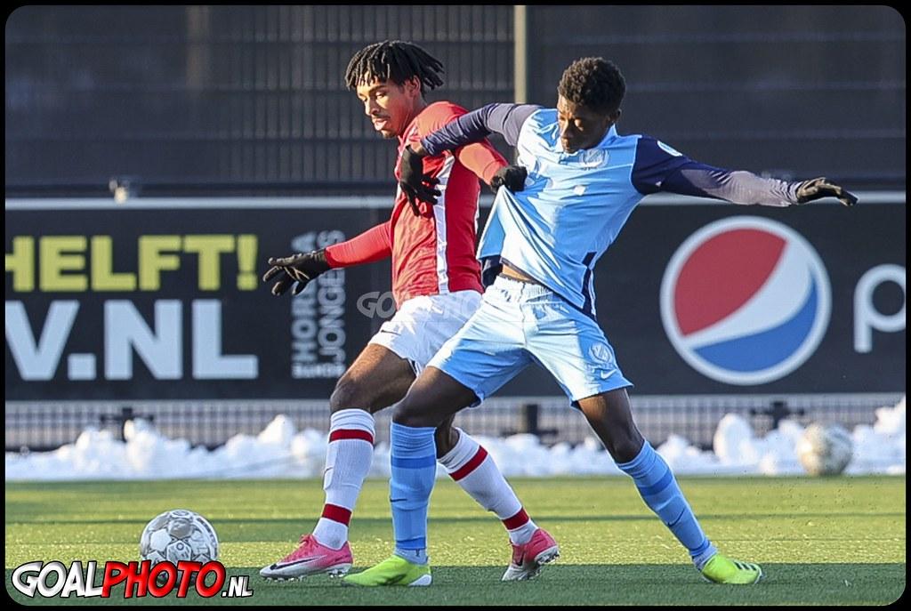Jong AZ - Jong FC Utrecht 12-02-2021
