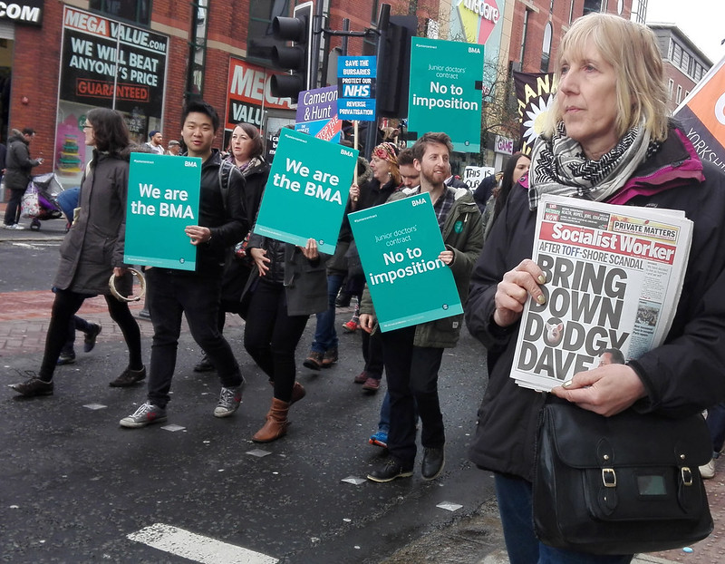 Leeds Doctors Strike 005
