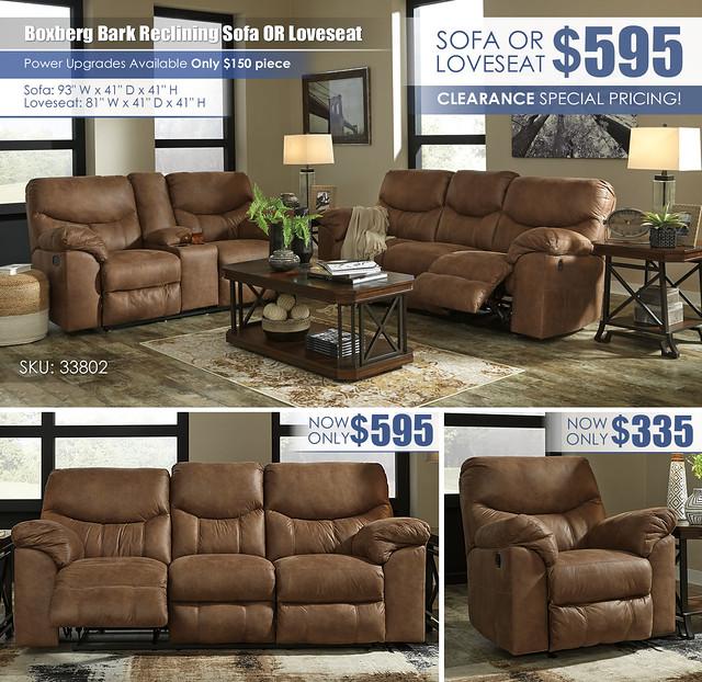 Boxberg Bark Reclining Sofa OR Loveseat_33802-87-96-T552_Update