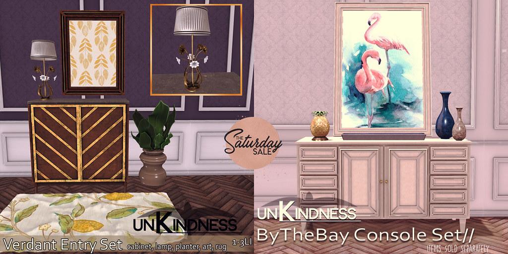 uK - Verdant-ByTheBay Sets- TSS