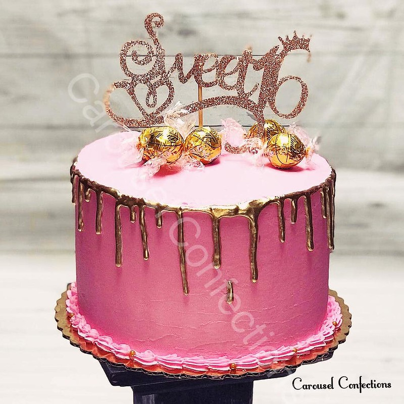 Cake by Carousel Confections