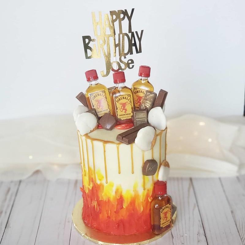 Cake by Boniatillo Bakery