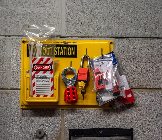 A Lockout Kit