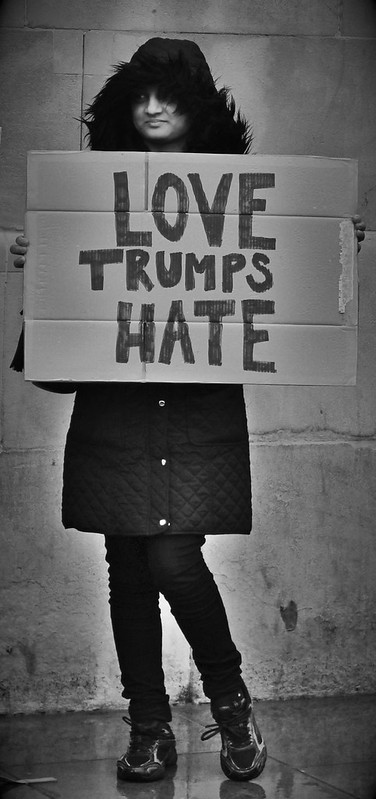 Hate Will Not Deliver