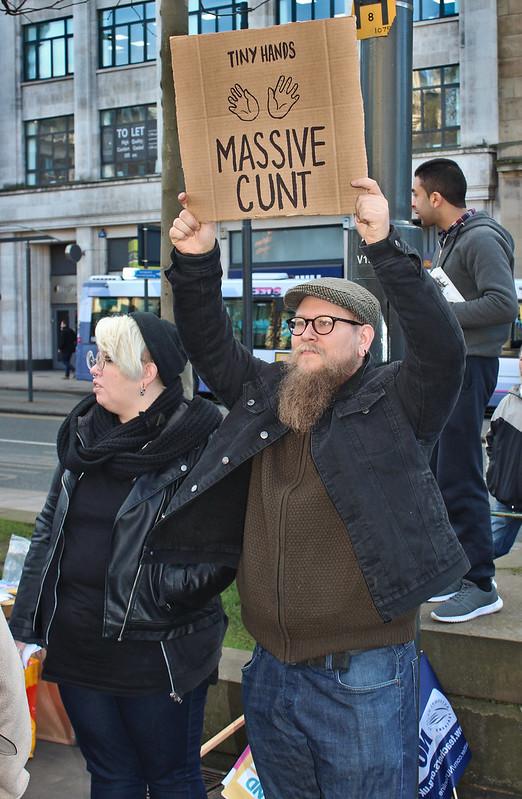 Dump Trump Leeds 004